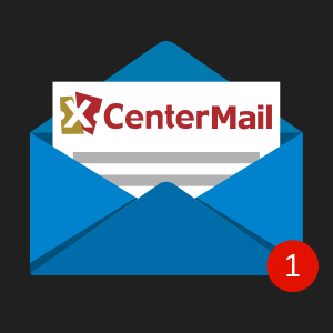 CenterMail Advertisement